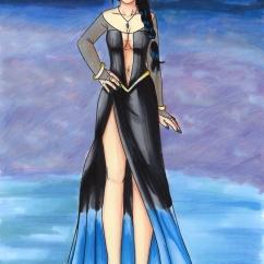 Dark Elsa (Frozen)