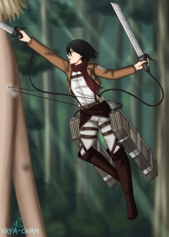 Mikasa (Attack on Titans)
