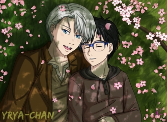 Victor x Yuuri (Yuri on Ice)