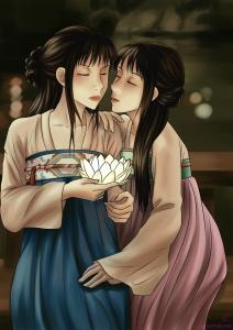 #shoujoai #yuri #love #romance #lgbt